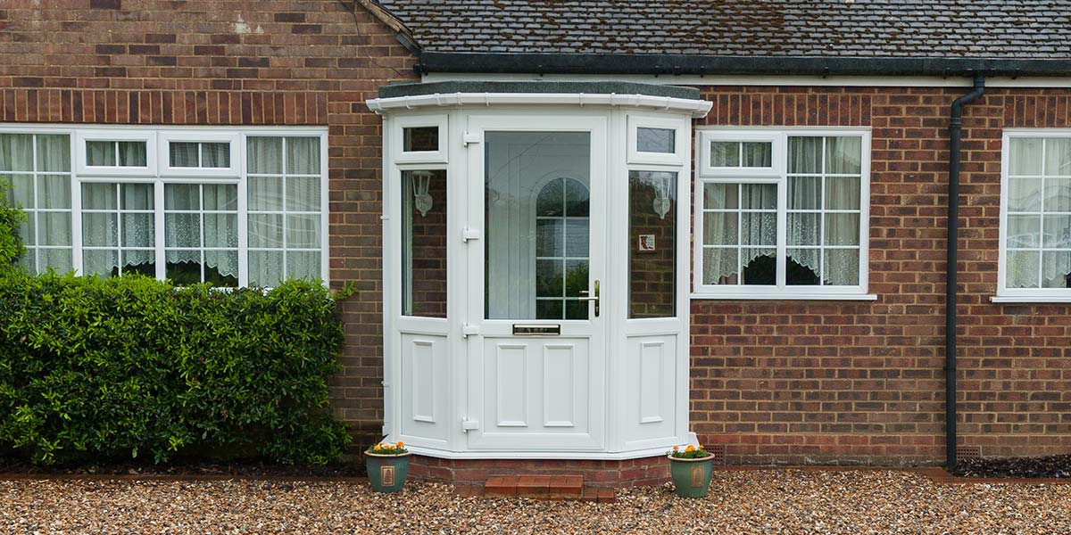 Front Porch Upvc Amp Brick Porches From Orion Windows