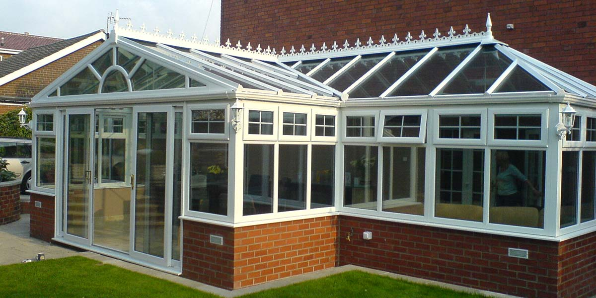 P Shape Conservatory Designs From Orion Windows York