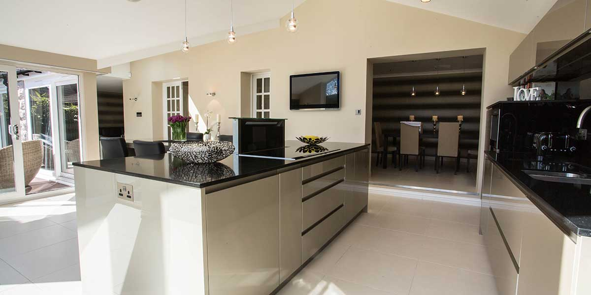 Kitchen & Dining Extension