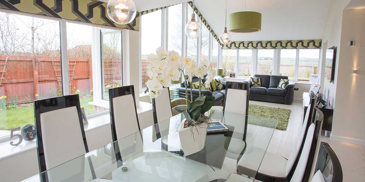 Home Extension - Dining & Living Space